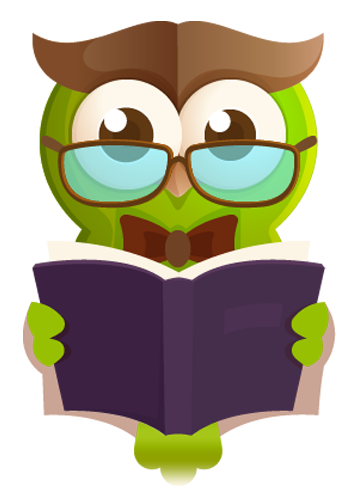 Prescholars Nursery education owl icon